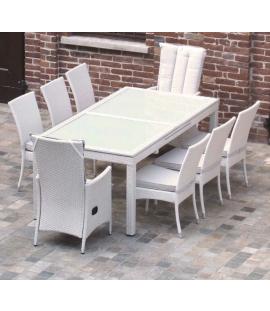 Tavoli In Finto Rattan.Tavoli E Sedie Da Giardino Online Prezzi E Occasioni