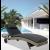 Lettino prendisole  da piscina giardino da esterno in rattan sintentico Andresa New