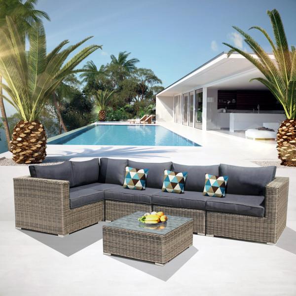 Offerte mobili giardino rattan for Offerte mobili salotto
