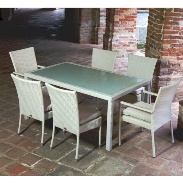 Tavoli Da Esterno In Rattan Sintetico.Tavoli Da Giardino In Rattan Luxurygarden