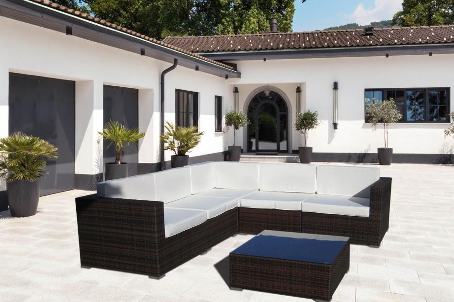 Beautiful salotti da giardino offerte gallery for Salotto giardino offerta